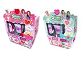 Slimy Creations Cup-Cake Slime Coleccionable, Color Fresa/Menta...