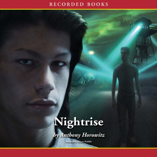 Nightrise audiobook cover art