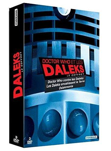 Coffret 3 DVD - Doctor Who et les Daleks