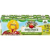 Apple & Eve Sesame Street Organics, Big Bird's Apple Juice, 4.23 Fluid oz, 40 Count