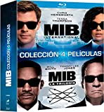 Pack 1 + 2 + 3 + International: Men in Black (BD) [Blu-ray]