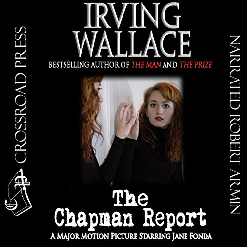 The Chapman Report audiobook cover art