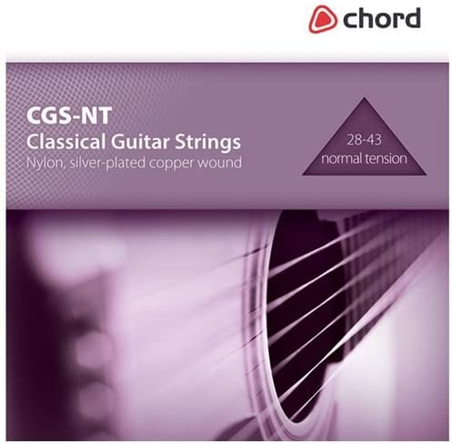 Chord cgs-nt Classic–Juego de cuerdas para guitarra