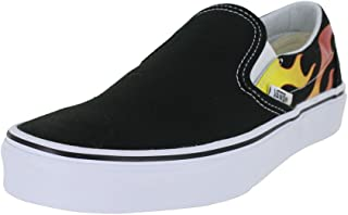 scarpe vans donna fiamma