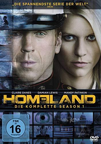 Homeland - Die komplette Season 1 [4 DVDs]