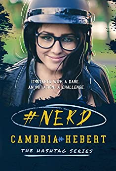 #Nerd (Hashtag Series Book 1) by [Cambria Hebert]