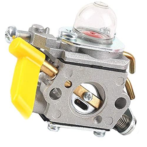 Liadance Cortabordes carburador ZAMA C1U-H60 Compatible con Homelite Ryobi 26cc / 33cc 308 054 008 308 054 012 308 054 004 308 054 013 Equipos
