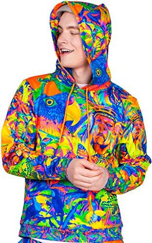 Aofmoka Print Winter Summer Autumn Spring Outfit for Womens Mens Teens XXL Sweat Shirts