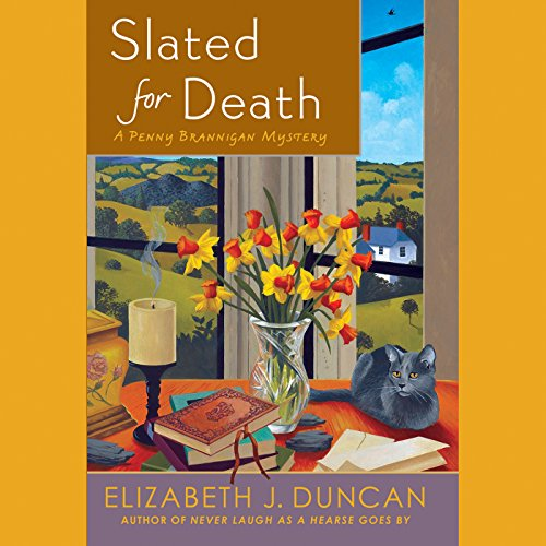 Slated for Death audiobook cover art