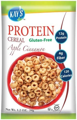 Al sold out. Kay's Natural Apple Cinnamon Cereal Bags Industry No. 1 Pack of Bag 7