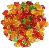 Ferrara Candy Company Ferrara Mini Gummy Bears Candy, 5 Pound Bulk Bag