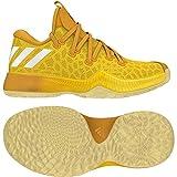 adidas Harden B/E J, Zapatillas de Deporte Unisex niño, Gris (Gris-(Gricin/Gridos/Griuno), 36 EU