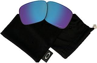Original Holbrook OO9102 PRIZM Sapphire Iridium Polarized Replacement Lenses For Men For Women+BUNDLE with Oakley Microfiber Cloth Bag