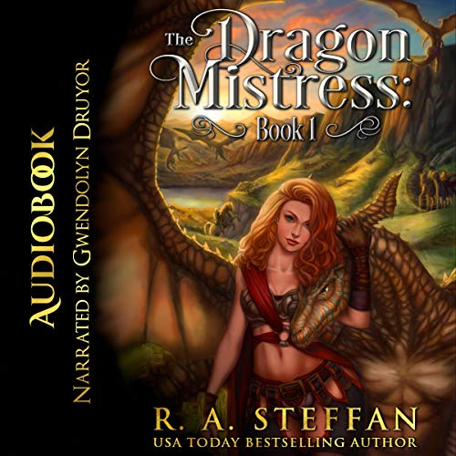 The Dragon Mistress audiobook cover art