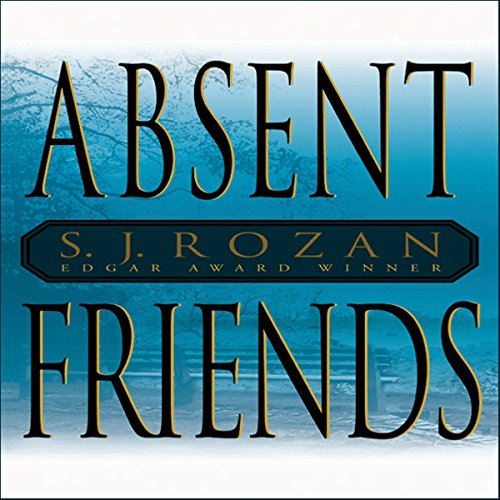 Absent Friends audiobook cover art