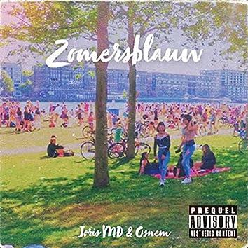 Zomersblauw (feat. Osnem)