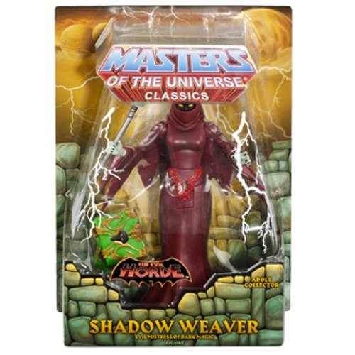 HeMan Masters of the Universe Classics Exclusive Action Figure Shadow Weaver