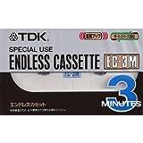 TDK エンドレスカセット3分 [EC-3MA]