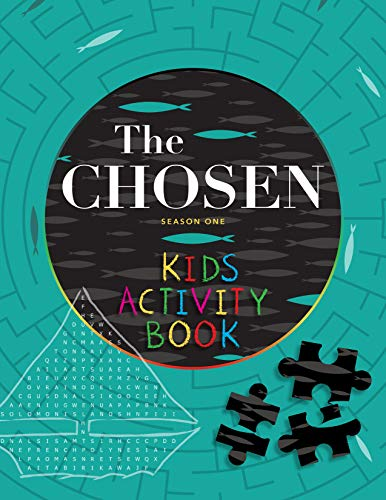 Compare Textbook Prices for The Chosen Kids Activity Book: Season One Ages 6-12  ISBN 9781424562879 by The Chosen LLC