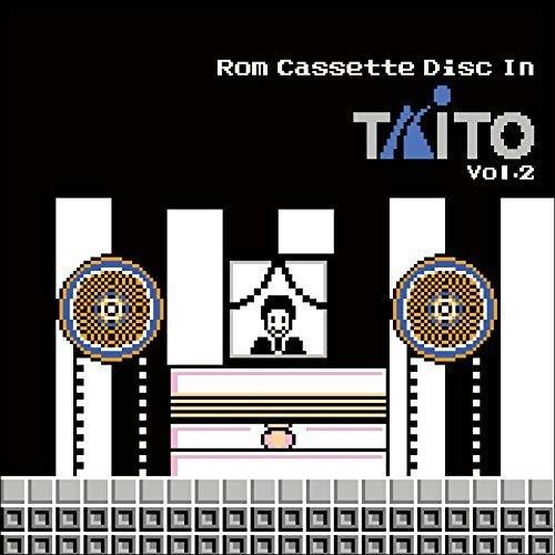 『Rom Cassette Disc in TAITO Vol.2』のトップ画像