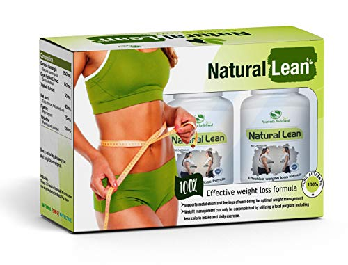 Ayurveda Redefined Natural Lean – USFDA Approved Advanced Weight Loss Formula For Fast Fat Burn With premium herbs