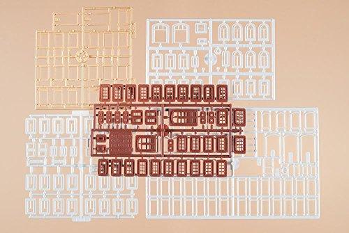 Auhagen 48648.0 - Fenstergewände, Türen, bunt