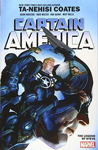 Captain America by Ta-Nehisi Coates…