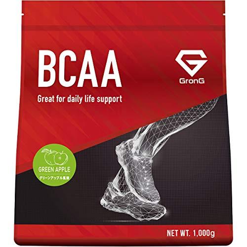 GronG(グロング) BCAA 必須アミノ酸 グリーンアップル風味 1kg