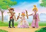 PLAYMOBIL Príncipe y Princesa 9877 - Viene En Bolsita Desde Fábrica