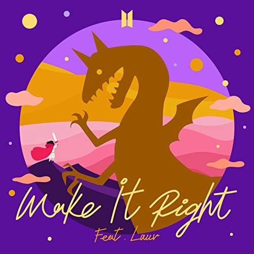 Make It Right (feat. Lauv)