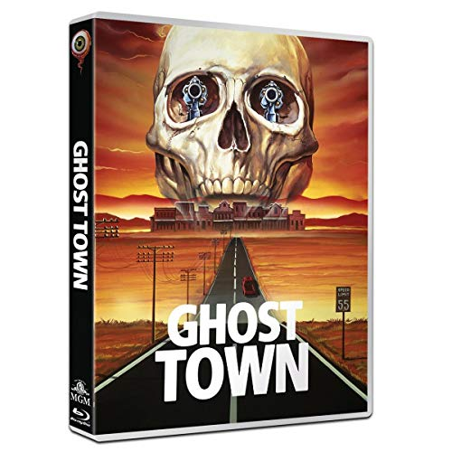 Ghost Town - Limited Edition auf 1000 Stück (Dual-Disc-Set) (+ DVD) [Blu-ray]