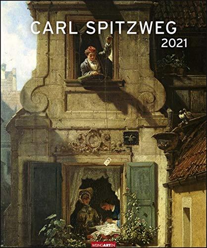 Carl Spitzweg Edition Kalender 2021