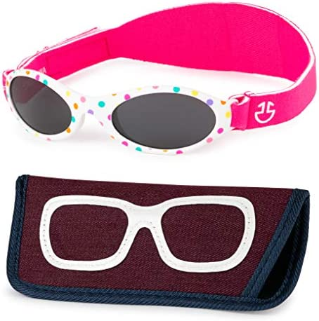 Baby Sunglasses 0 6 6 12 month Age 3 Years Infant Toddler Girl Boy Sun Glasses with Adjustable product image