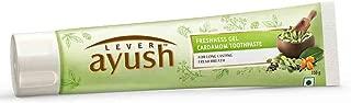 Ayush Freshness Gel Toothpaste - 150 g (Cardamom)