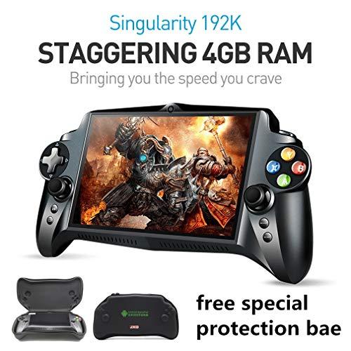 JXD S192K 7 pollici 1920X1200 quad core 64 GB 10000 mAh batteria console di gioco Android tablet pc supporta andriod gioco 18 simulatori mappatura dei pulsanti di gioco per i giocatori