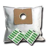 20 Staubsaugerbeutel + 20 Duftstäbe geeignet für Koenic KVC 3221 A