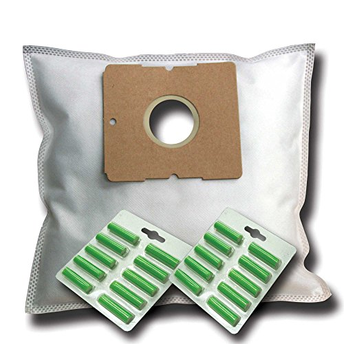 20 Staubsaugerbeutel + 20 Duftstäbe geeignet für OK OVC 3111 A OVC 3112 A