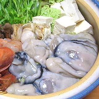 牡蠣 牡蛎 内容量20%アップ1袋1.2kg何所と比べてもお買い得。広島県産特大牡蠣2L3Lミックス