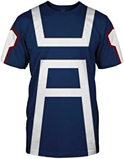 Boku No Hero Academia My Hero Academia Izuku Midoriya Cosplay Costume Training Suit Unisex Hoodies/Shirt