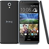 HTC Desire 620 4G NFC 8GB Dual-SIM Black DE