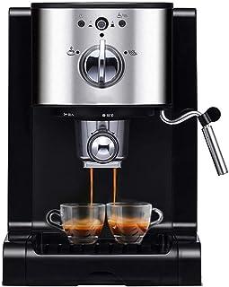 Wlylyhjy Espresso Cappuccino Máquina, Espresso Cafetera 20 Bar ...