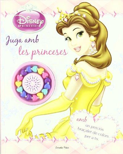 Juga amb les princeses: amb un preciós braçalet de colors per a tu (Disney)