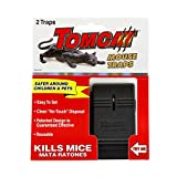 Tomcat Snap Traps, 2-Pack (Mouse Trap) (Not Sold in AK)