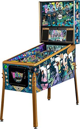 Stern Pinball The Beatles Gold Edition Arcade Pinball Machines thumbnail image
