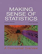 By Fred Pyrczak - Making Sense of Statistics: A Conceptual Overview (3/31/06)