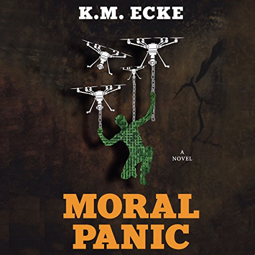 Moral Panic audiobook cover art