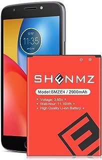 Moto G4 Play Battery, SHENMZ 2900mAh GK40 Battery SNN5976A Replacement for Motorola G4 Play XT1607, Motorola Moto E4, XT1767PP(Verizon), XT1766(Sprint/Boost Mobile),XT1765