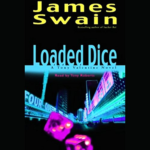 Loaded Dice audiobook cover art