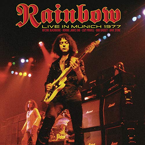 Rainbow - Live in Munich 1977 [Vinyl LP]