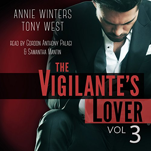 The Vigilante's Lover, Volume 3 audiobook cover art